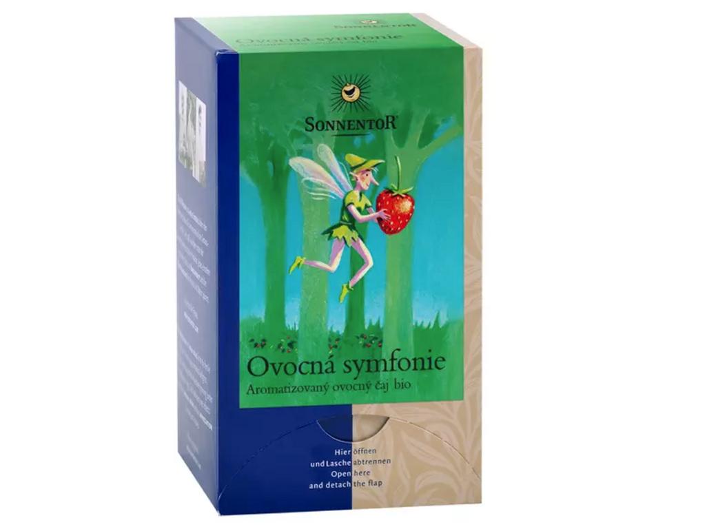Čaj Ovocná symfonie BIO 54g