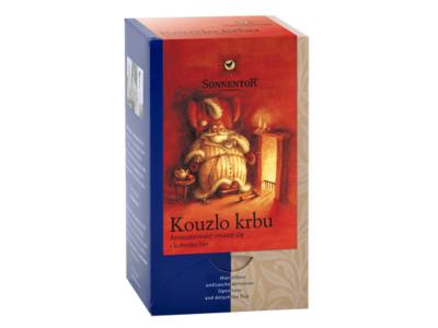 Čaj Kouzlo krbu BIO porcovaný 45g