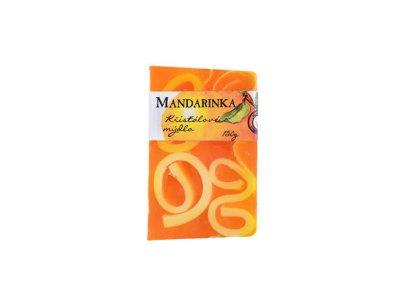 Mýdlo Mandarinka 150g