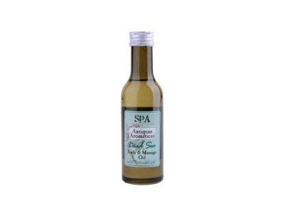 Masážní olej Mrtvé moře 185ml