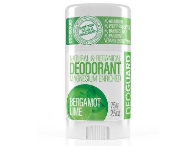 Tuhý deodorant bergamot 75g
