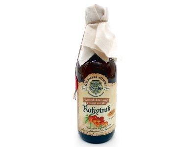 Benediktinský bylinný sirup Rakytník 250ml