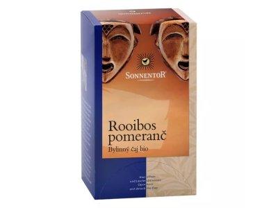 Čaj Rooibos - Pomeranč BIO 30 g