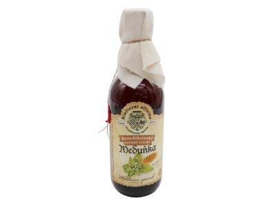 Benediktinský bylinný sirup Meduňka 290g