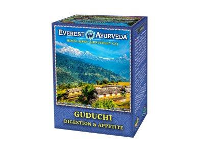 Čaj GUDUCHI - Zažívání  100g