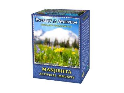 Čaj MANJISHTA - posílení 100g