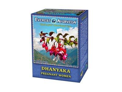 Čaj DHANYAKA - Těhotné ženy 100g