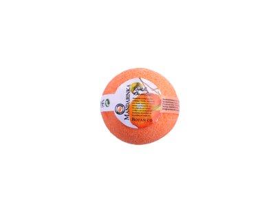 Koupelová šumivá koule Mandarinka 50g