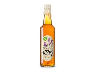Sirup Levandule 0,5 l