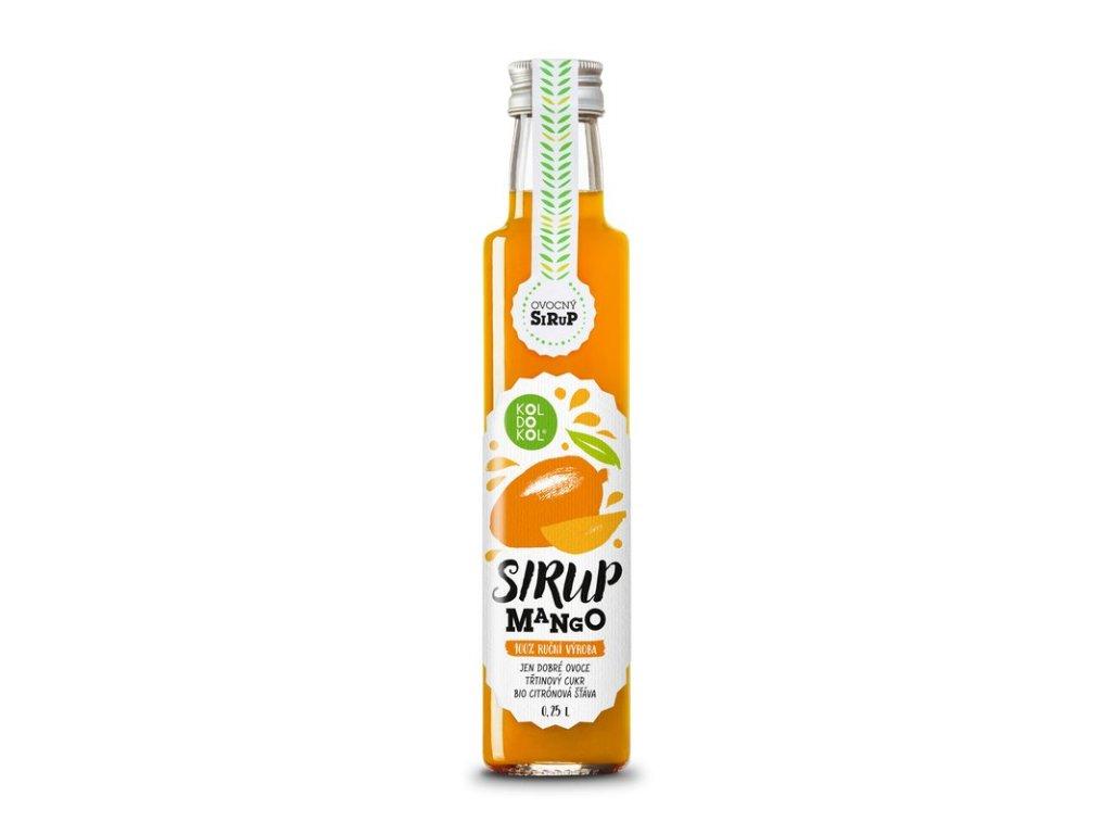 Sirup Mango 0,5 l
