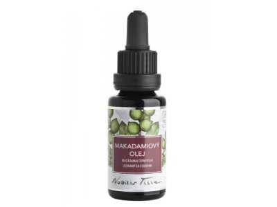 Makadamiový olej 20 ml