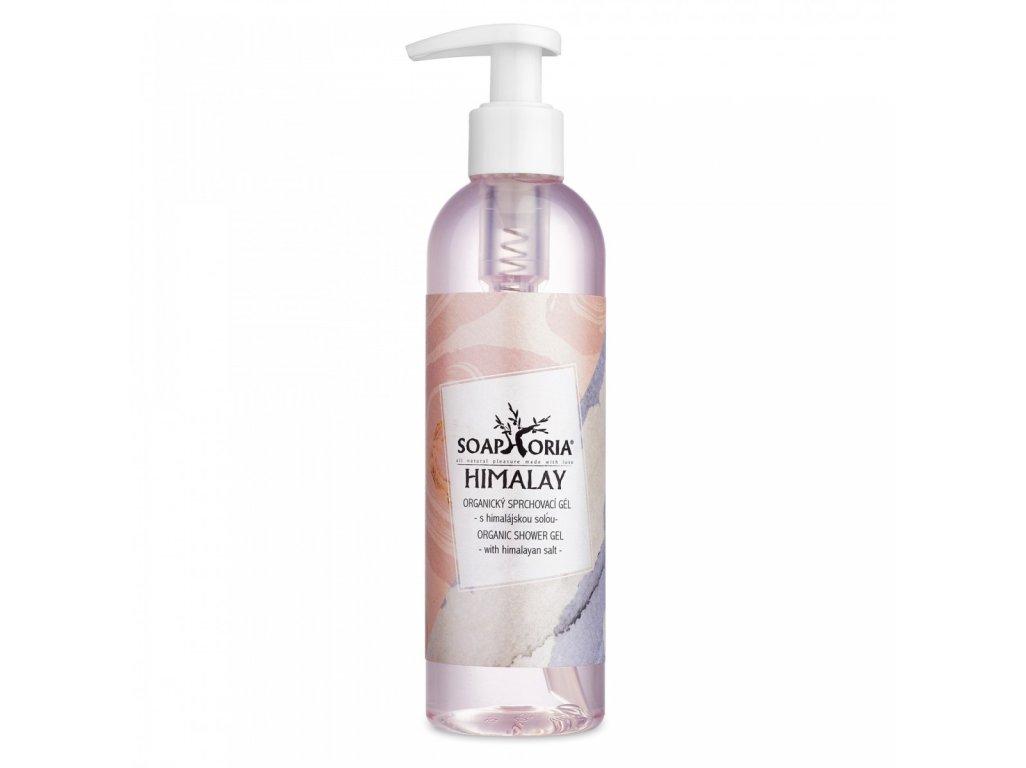 HIMALAY - gel s himalájskou solí 250ml - Přírodní sprchový gel