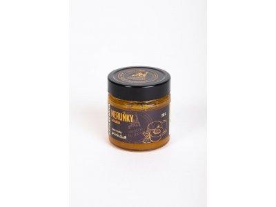Meruňková zavařenina s meduňkou 190g