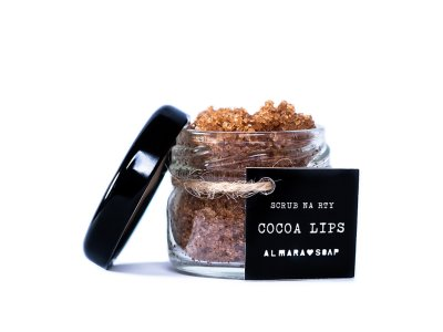 Scrub na rty Cocoa lips 25g