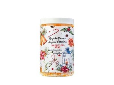 Sůl do koupele 400g - Magické Vánoce