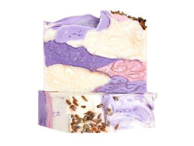 Mýdlo Levandulové pole 110g