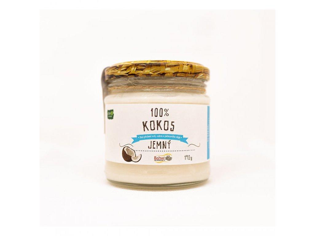 100% Kokosový krém 190g