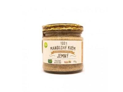 100% Mandlový krém - jemný 190 g