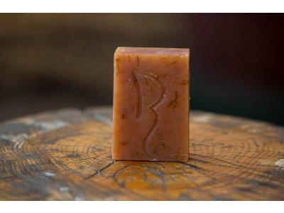 Mýdlo s ovocným výtažkem 100g