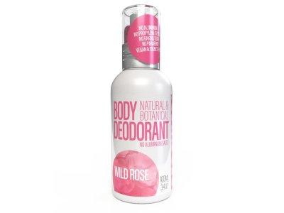 Přírodní deodorant divoká růže 100 ml