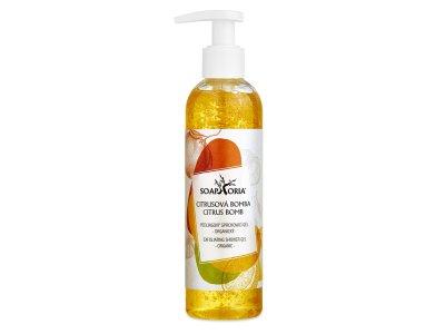 Citrusová bomba 250ml - Organický sprchový gel