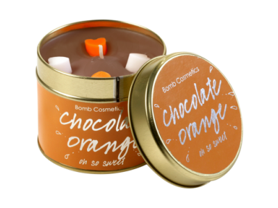 Svíčka Čokoláda pomeranč