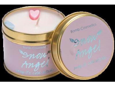 Svíčka Sněžný anděl