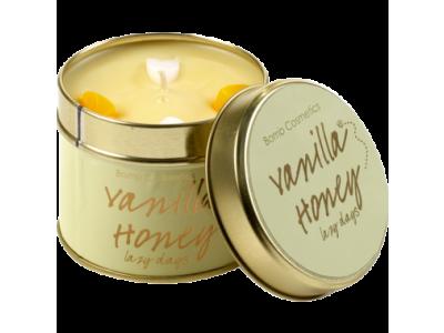 Svíčka Vanilka a Med